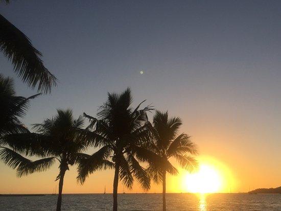 Musket Cove Island Resort: Sunset