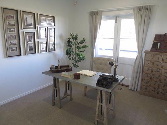 Maleny, Australia: office
