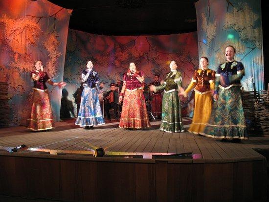 Volgograd Musical Drama Cossack Theatre
