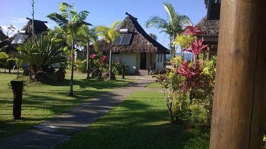 Uprising Beach Resort: Garden villa