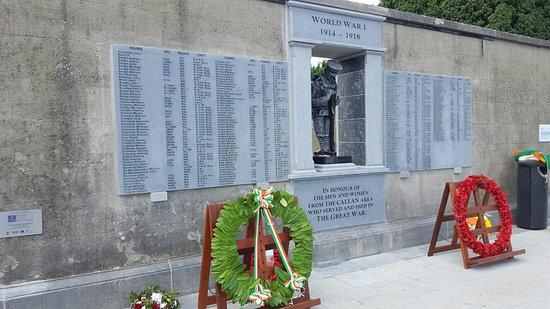 Callan new WW1 Memorial