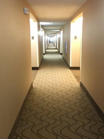 West Chester, OH: Clean hallways