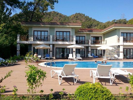 chambres type 21 avec piscine privée - Picture of Marmaris Resort ...