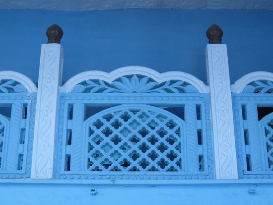 Jodhpur, India: It's all about the blue.