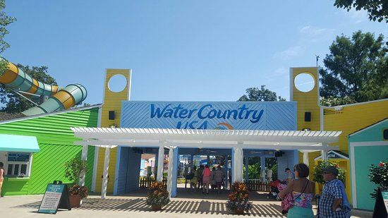 Park map Picture of Water Country USA Williamsburg TripAdvisor