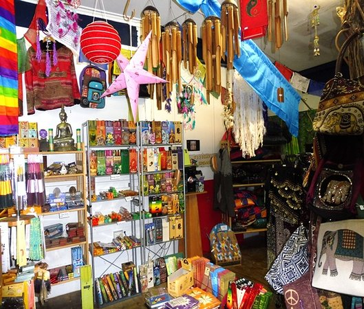 Kaitaia, New Zealand: Must have the largest selection of incense in NZ