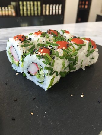 Esplugues de Llobregat, Espanha: sushi