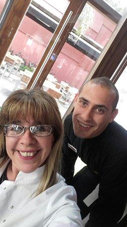 Lomas de Zamora, Arjantin: Gracias  maxi por tu buena onda!!!