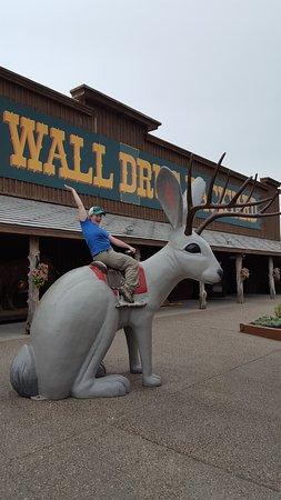 Wall, Dakota del Sur: Woo Hoo!