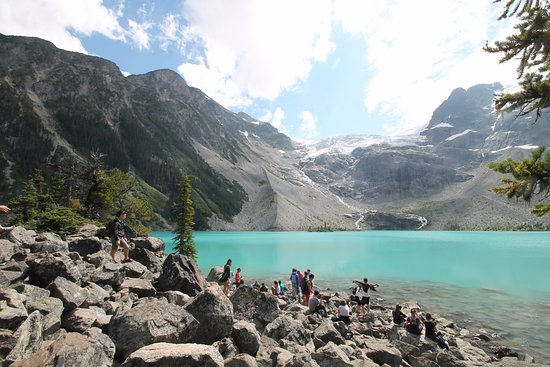 Pemberton, Καναδάς: upper lake