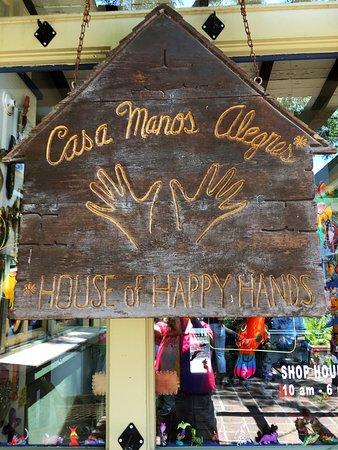 Casa Manos Alegres