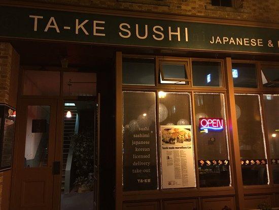 Ta-Ke Sushi: photo0.jpg