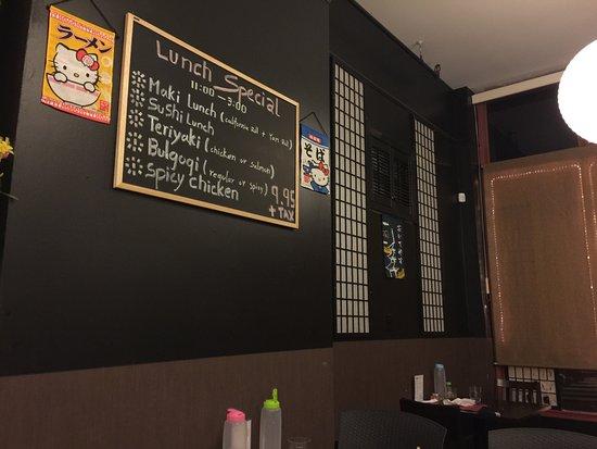 Ta-Ke Sushi: photo1.jpg