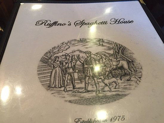 Ruffino's Spaghetti House 이미지