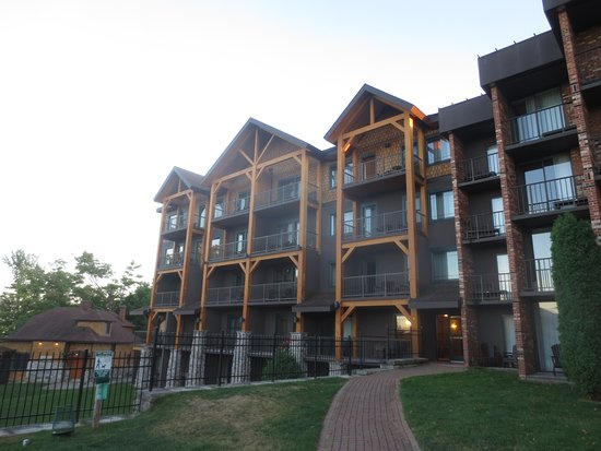 Crowne Plaza Lake Placid: Adirondack Suite