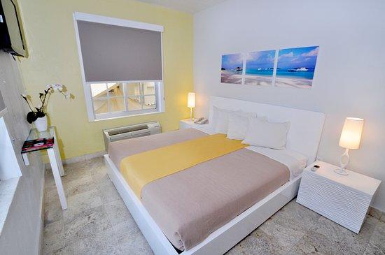 Ocean Five Hotel: Standard room