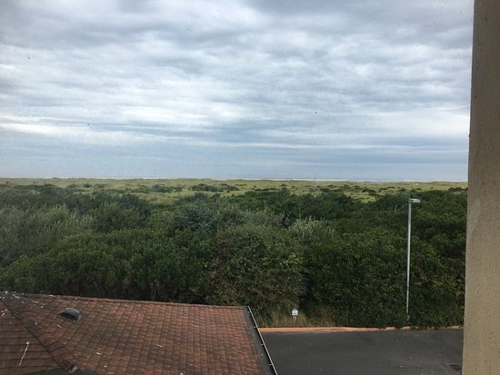 Ocean Shores, WA: View from and my room
