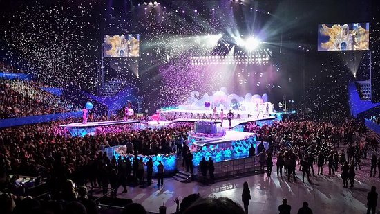Lady Gaga concert, AWESOME!!!!! - Picture of Perth Arena ... Lady Gaga Tour