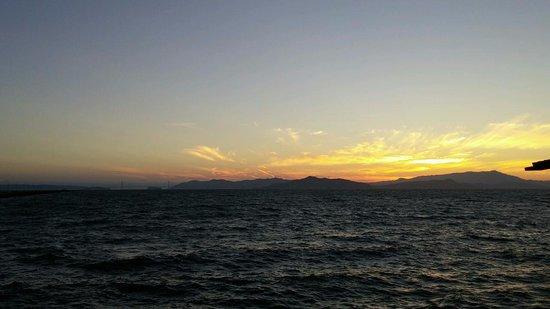 Berkeley Marina : Sunset