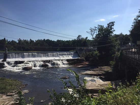 Keeseville, État de New York : Falls