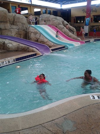 Coco Key Hotel and Water Park Resort: indoor pool