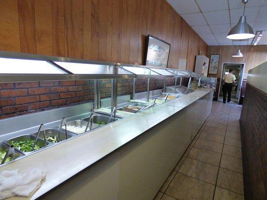 Sum's Mongolian Bar-B-Que Restaurant: So many choices