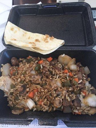 East Ellijay, GA: Tortilla ?