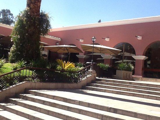 Hotel Libertador Arequipa: Front entrance