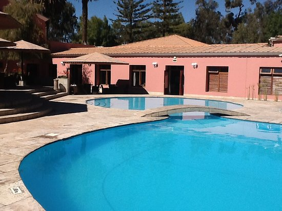 Hotel Libertador Arequipa: Two pools, one for children and one for adults.