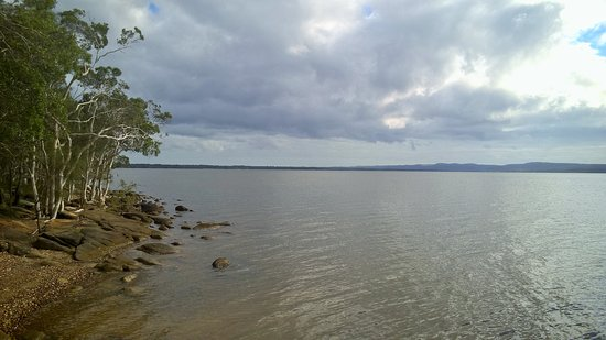 Boreen Point, Australien: View of the Lake
