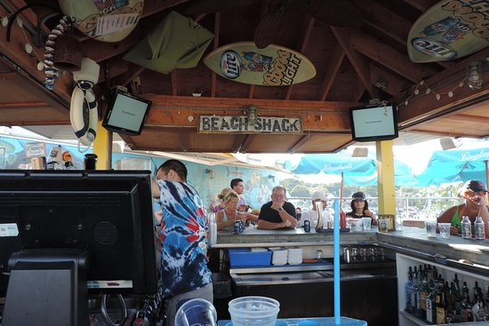 Cabby Shack: The Patio Bar At CabbyShack
