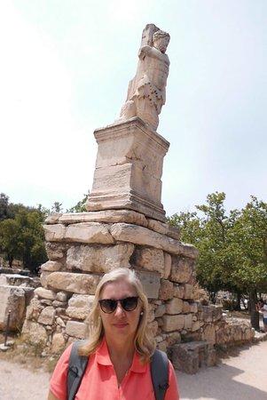 Ancient Agora of Athens: ruínas
