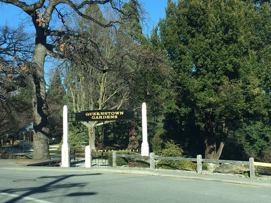 Queenstown Botanical Gardens