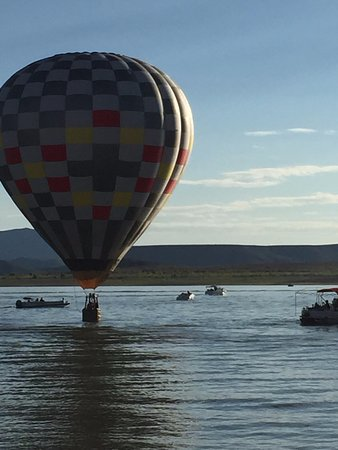 Elephant Butte, Nuevo Mexico: Splash -n- Dash