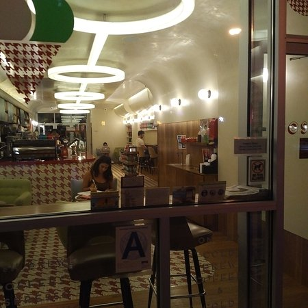 Photo of Restaurant Gossip Coffee at 37-04 30th Avenue, Astoria, NY 11103, United States