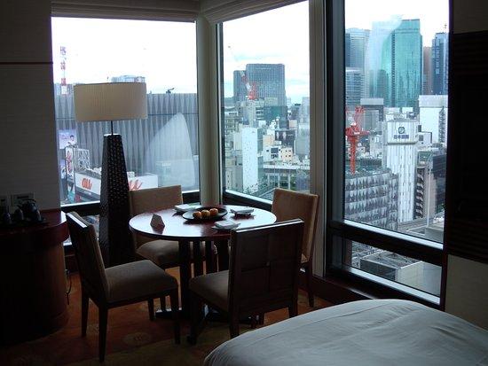 The Peninsula Tokyo: Room 1512