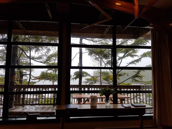 Middle Beach Lodge: View from the communal area