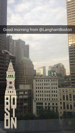 写真ザ ラングハム ボストン枚
