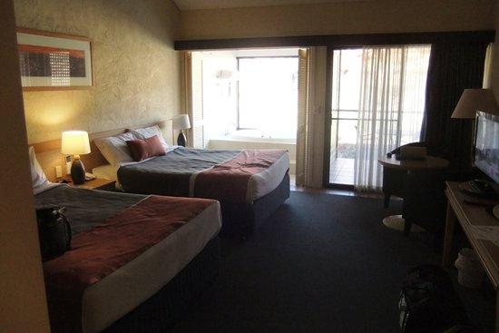 Kings Canyon Resort: Very comfortable