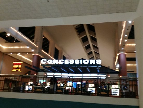 concessions Picture of Regal Destiny USA Stadium 19 IMAX RPX – Destiny Usa Mall Floor Plan
