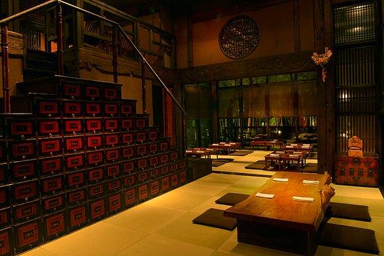 Higashimurayama, ญี่ปุ่น: 店内