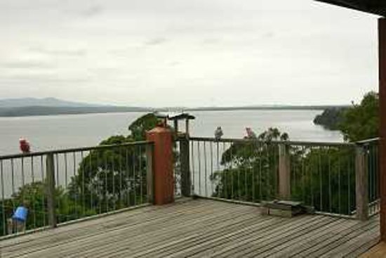Mallacoota, Australia: Penthouse View (one side only!)