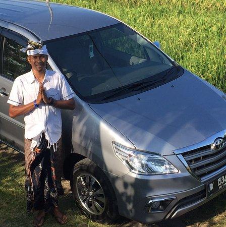 Kerobokan, Indonesia: Best Bali Driver partner @ Nico