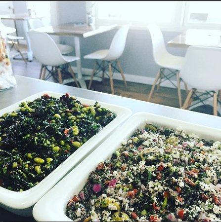 Berrima, Australien: We have different salads to choose from