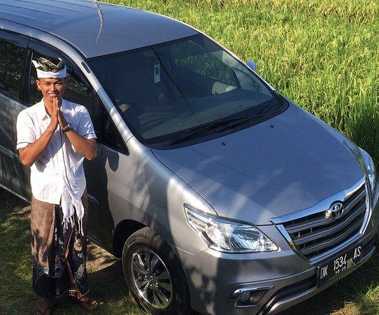 Kerobokan, Indonesia: Best Bali Driver Partner@Komang