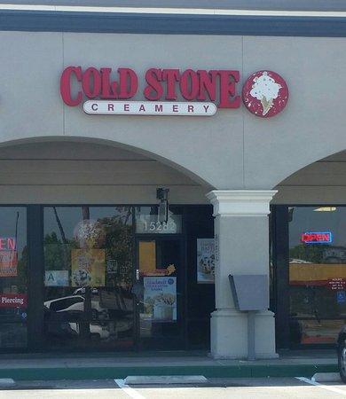 La Mirada, Kaliforniya: Cold Stone Creamery