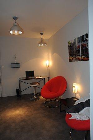 Hotel AKENA HF: SUITE 2
