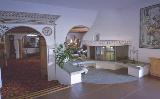Inside Hotel Nolda