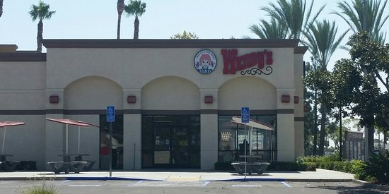 La Mirada, Californie : Wendy's