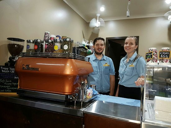 Mareeba, Avustralya: Buzz